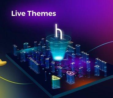 Cheetah Keyboard -   Emoji,Swype,DIY Themes screenshot 5
