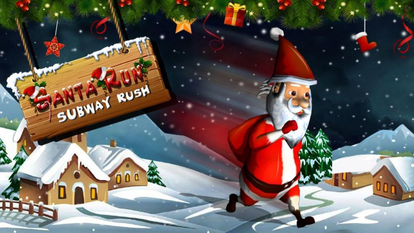 santa run subway rush screenshot 3 - Subway Christmas Eve Hours