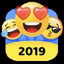 FunType Emoji Keyboard 2018 - Cute Emoticons
