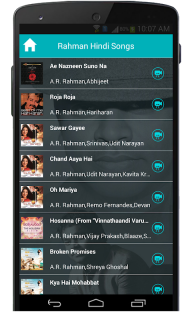 A R Rahman Hindi Movie Songs 1 0 0 2 Download APK for Android - Aptoide