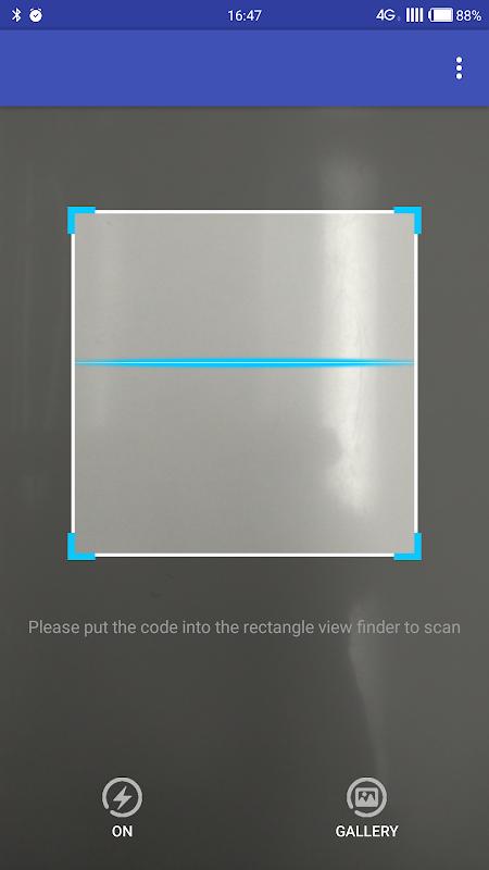 QR Scanner & Barcode Scanner 2019 screenshot 2