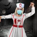 Evil Nurse Horror Hospital :Escape Horror Game