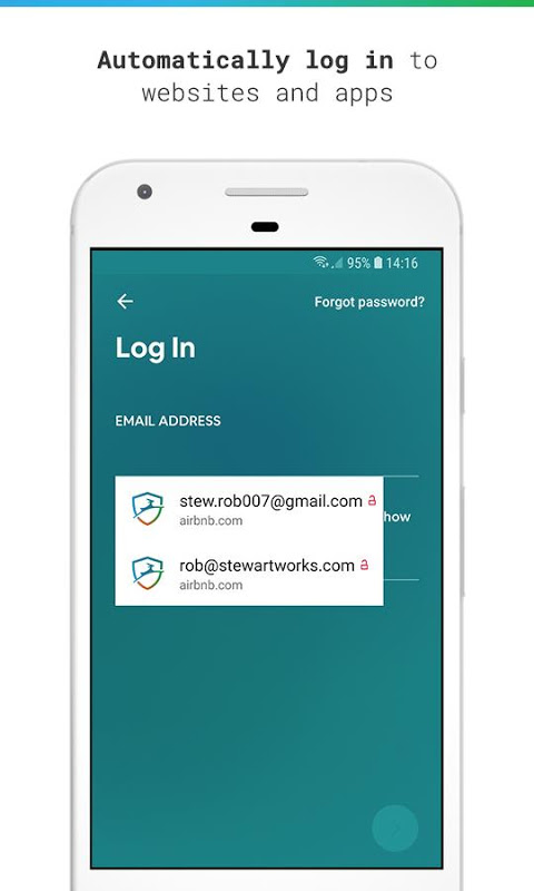 Dashlane Password Manager screenshot 2