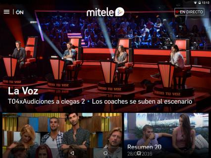 Mitele - TV a la carta 5.0.2 Laden Sie APK für Android ...