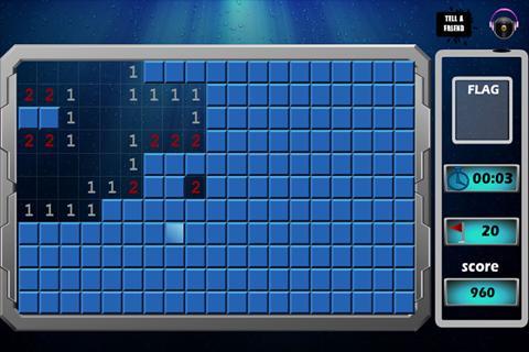 Classic Mine Sweeper screenshot 2