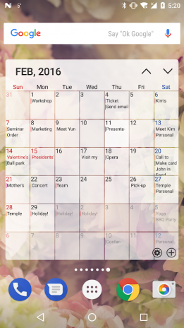 aa calendar memo anniversary 1 8 3g download apk for android