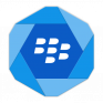 blackberry hub services icon