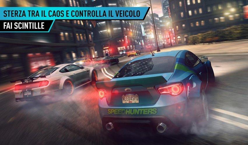 Need for Speed: NL Da Corsa screenshot 4