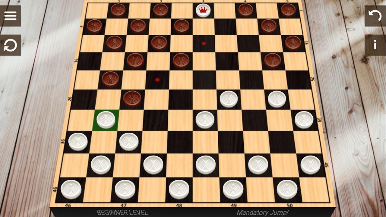 Draughts screenshot 1