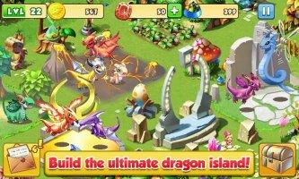 Dragon Mania Screen