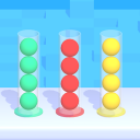 Sort the Balls: Color Puzzle 3D