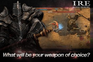 Ire: Blood Memory Screenshot