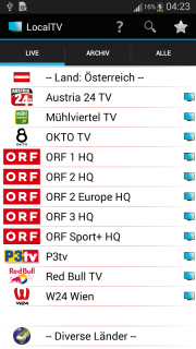 LocalTV 2 5 5-C Download APK for Android - Aptoide