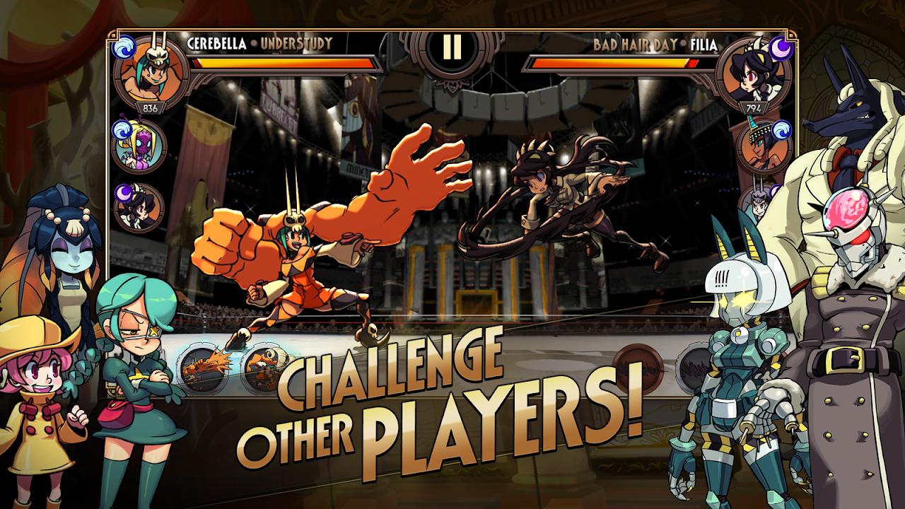 Skullgirl screenshot 2