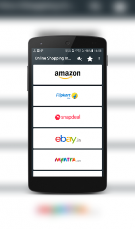 Online Shopping India - Lite 1 3 Download APK for Android