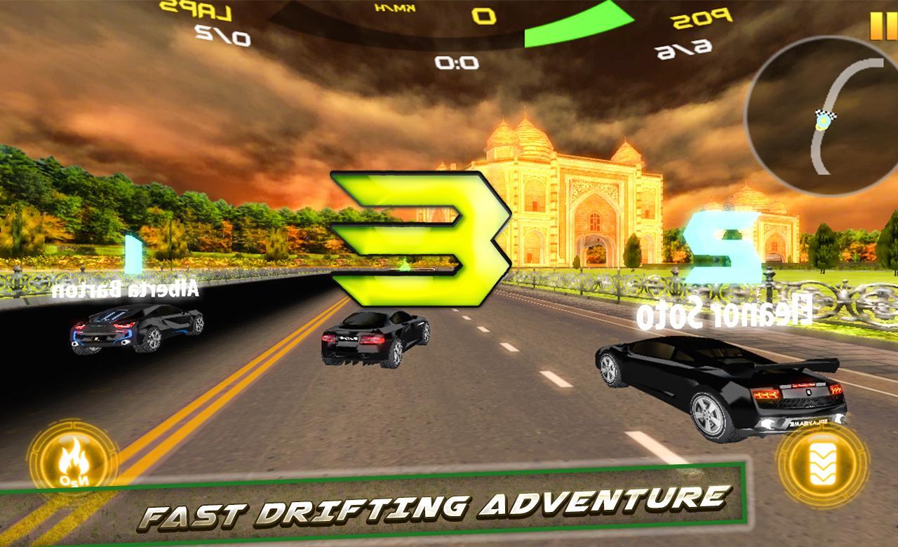 Extreme City Racing 2019 screenshot 2