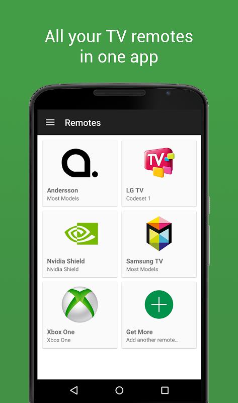Unified TV screenshot 1