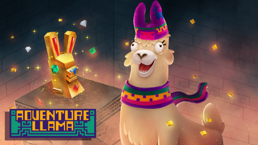 Adventure Llama (Unreleased) screenshot 1