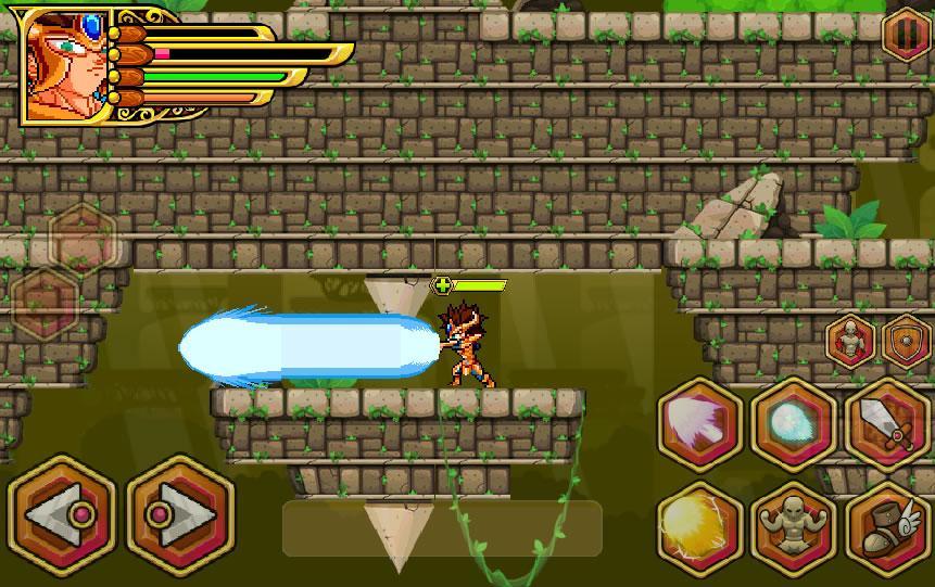 Anime Crystal - Arena Online screenshot 2