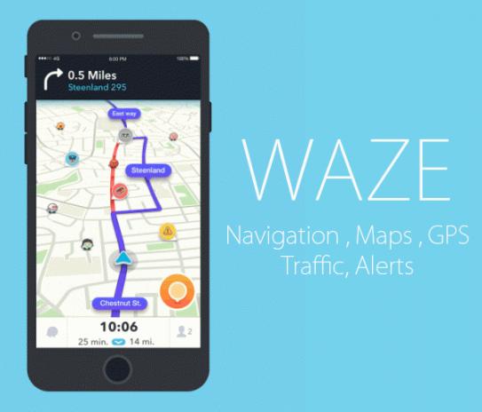 Navigation Waze Traffic , Gps , Maps , Alerts 1 0 Descargar APK para