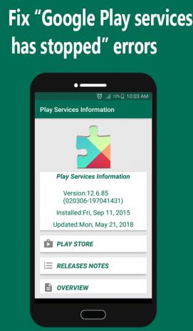 google play services descargar apk