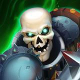 Spooky Wars - Castle Battle Defense Strategy Game Icon
