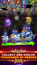 Brave Frontier RPG Screenshot