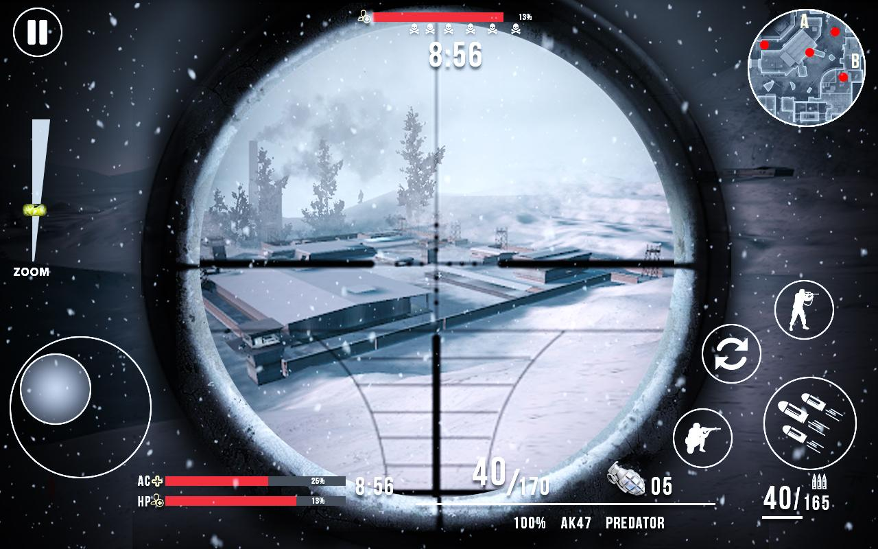 Call of Sniper WW2: Final Battleground screenshot 4