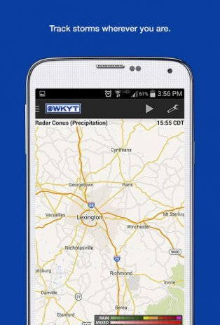 Wkyt Weather Map.Wkyt News 5 0 4 Download Apk For Android Aptoide