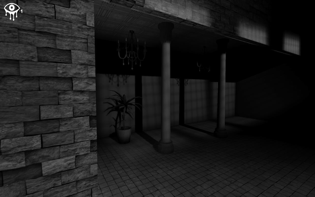Eyes - the horror game AD FREE screenshot 1