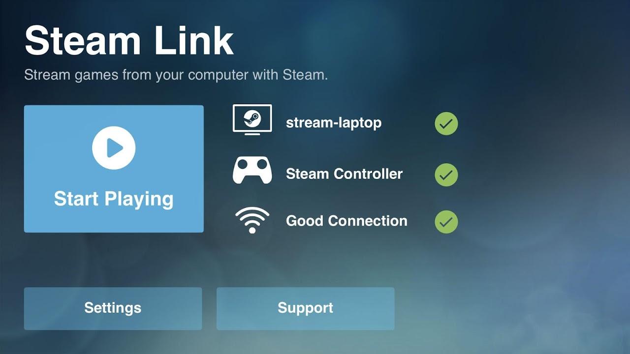 Steam Link (BETA) screenshot 1