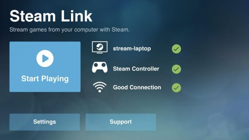 Steam Link (BETA) screenshot 1