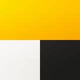 Yandex.Taxi Ride-Hailing Service. Book a car. Icon