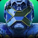 Disney Mech-X4 Robot AR Battle