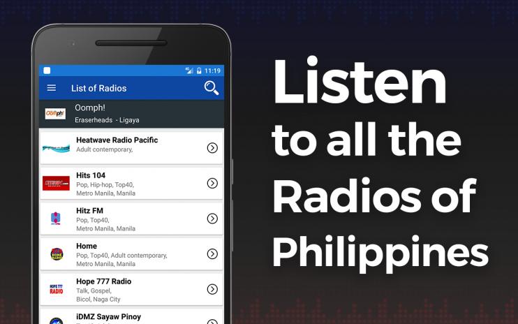 Radio Philippines 1 0 Download APK for Android - Aptoide