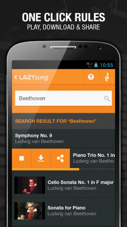 LAZYsong - free mp3 & mp4 1 2 2 Download APK for Android