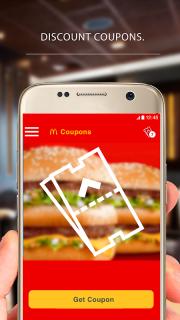 McDonald's App - Latinoamérica screenshot 2