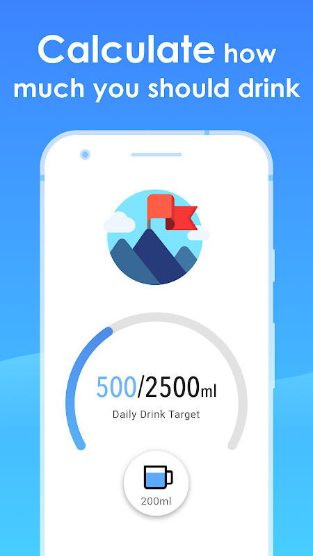 💧 Drink Water Reminder: Water Tracker,Daily Water screenshot 1