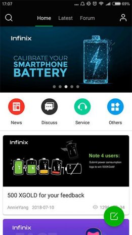 XClub-Infinix Fans Club 3 3 9 Download APK for Android - Aptoide
