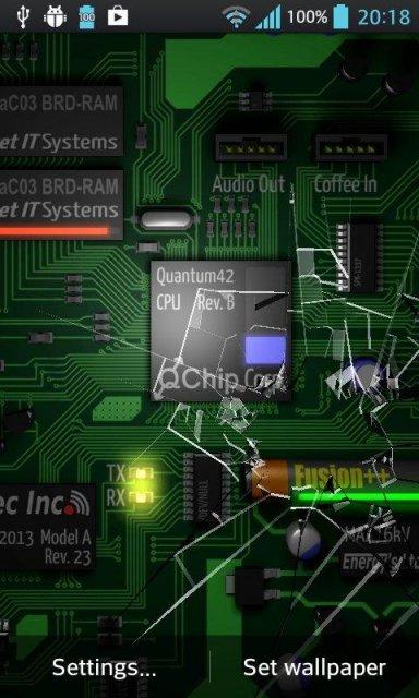 Electricalm 3d Screensaver скачать crack