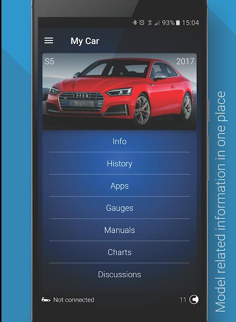 OBDeleven PRO car diagnostics app VAG OBD2 Scanner screenshot 2
