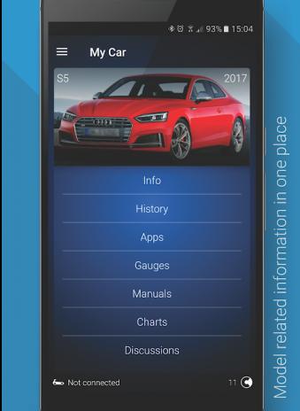 OBDeleven PRO car diagnostics app VAG OBD2 Scanner 0 12 1