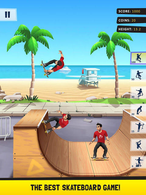 Flip Skater screenshot 6