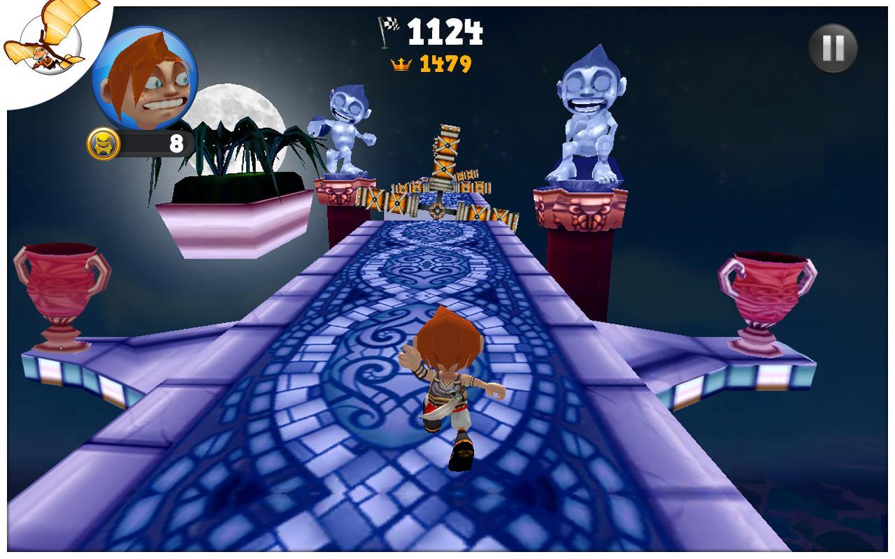 Running Fred screenshot 1
