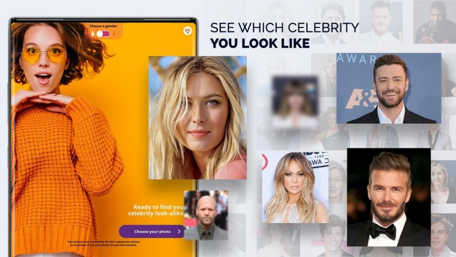 Alike who look is celebrity your 7 Best
