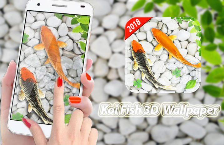 Koi Fish Pond 3d Live Wallpaper 10 Descargar Apk Para