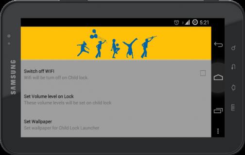 Child Lock Launcher screenshot 3