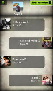 El Master de la Biblia Trivia screenshot 7