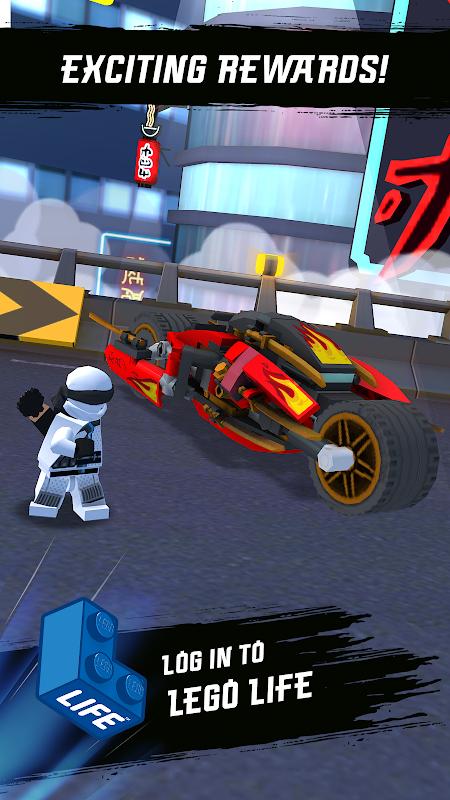 LEGO® NINJAGO®: Ride Ninja screenshot 5