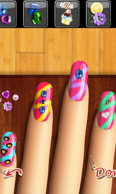 Glow Nails Manicure Games Download Apk For Android Aptoide